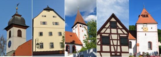 Evang.-Luth. Kirchengemeinden Artelshofen, Vorra und Alfalter