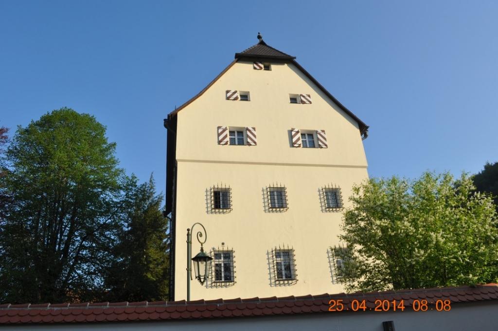 Das Schloss von Artelshofen